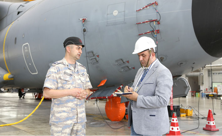 `The Knowledge and Experience We Gained Through C-Level Overhaul Procedures for A400M Aircraft in Turkey is Invaluable!`