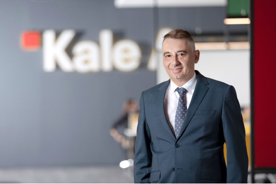 ``Kale Arge Advances Step by Step to Its Target of Being a Center of Excellence for Gas Turbine Systems!``