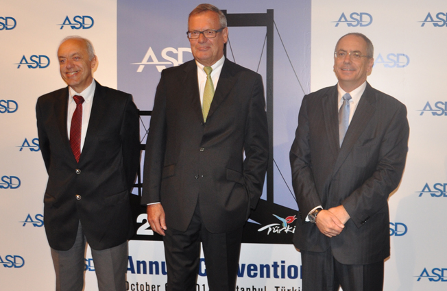 ASD 2011 Annual Convention Held In Istanbul
