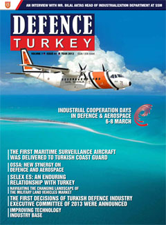 Defence Turkey Magazine Issue 41