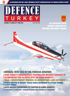 Defence Turkey Magazine Issue 35