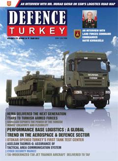 Defence Turkey Magazine Issue 34