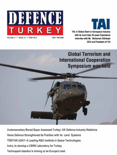Defence Turkey Magazine Issue 21