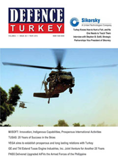 Defence Turkey Magazine Issue 20