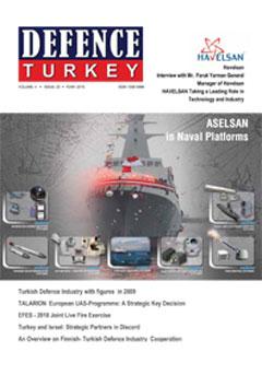 Defence Turkey Magazine Issue 22