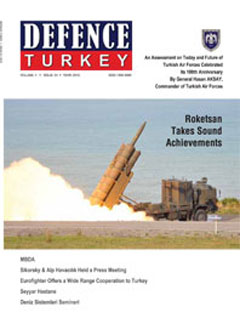 Defence Turkey Magazine Issue 25
