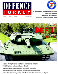 Defence Turkey Magazine Issue 27