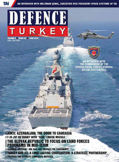 Defence Turkey Magazine Issue 56
