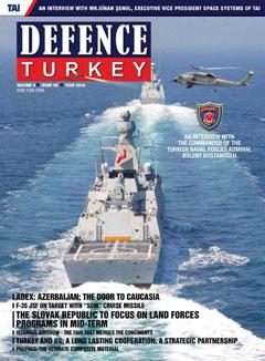 Defence Turkey Magazine Issue 56