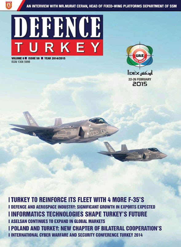 Defence Turkey Magazine Issue 58