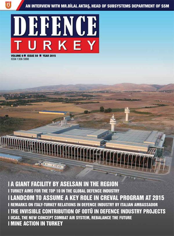 Defence Turkey Magazine Issue 59