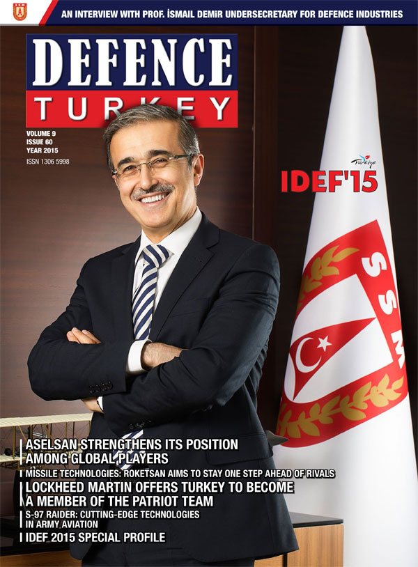 Defence Turkey Magazine Issue 60