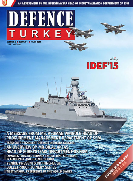 Defence Turkey Magazine Issue 61
