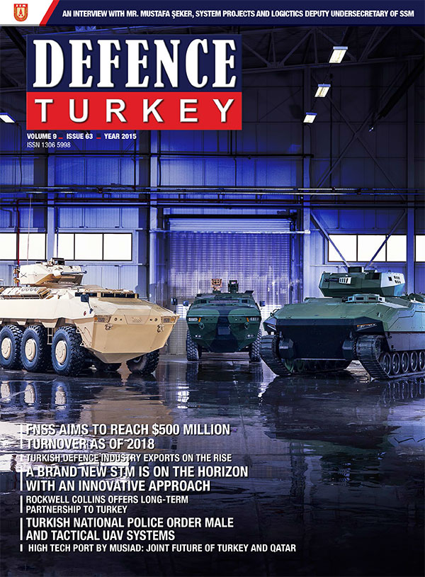 Defence Turkey Magazine Issue 63