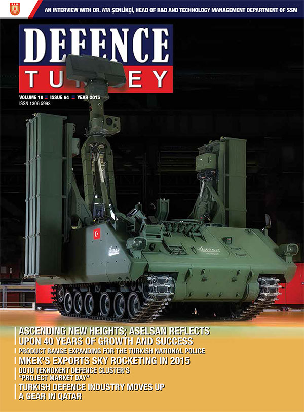 Defence Turkey Magazine Issue 64