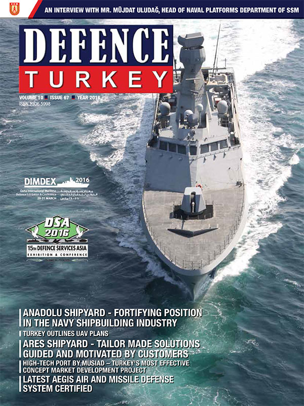 Defence Turkey Magazine Issue 67