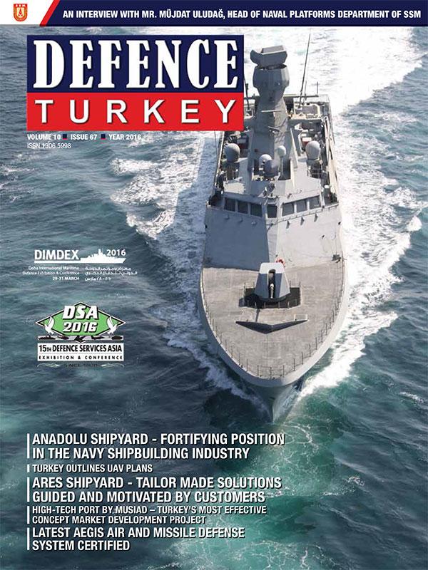 Defence Turkey Magazine Issue 67