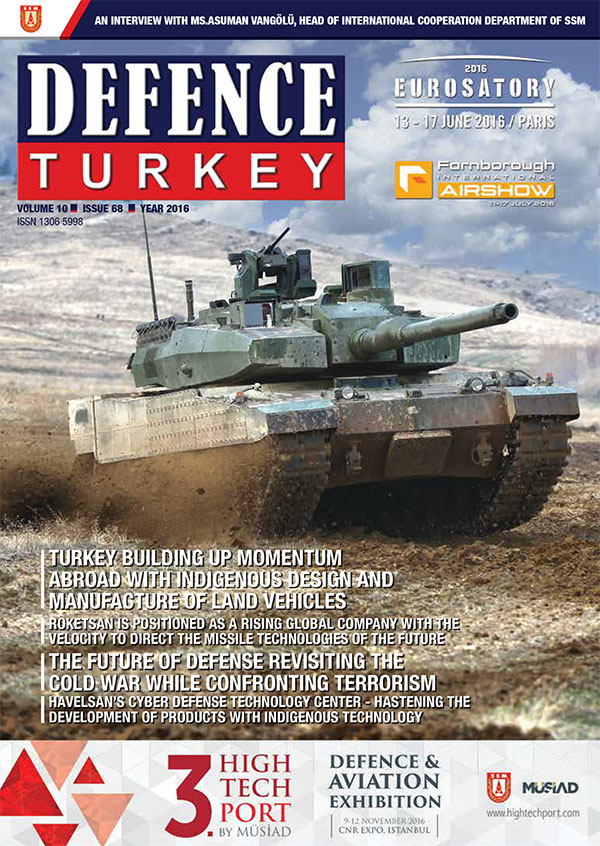 Defence Turkey Magazine Issue 68