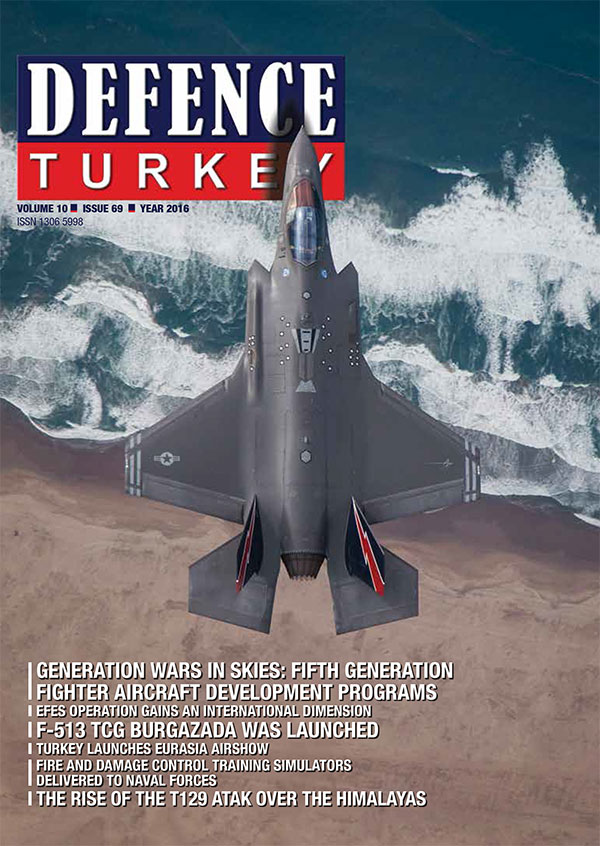 Defence Turkey Magazine Issue 69