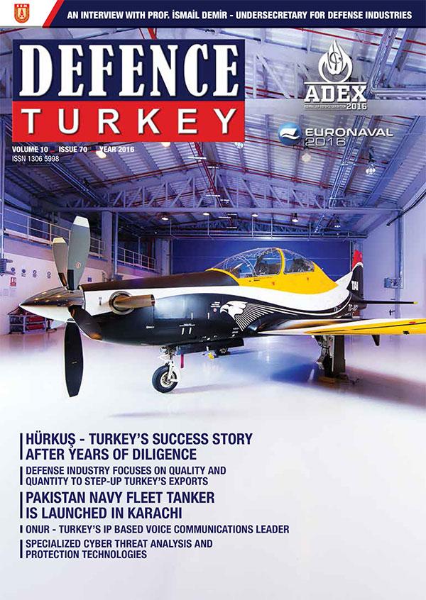 Defence Turkey Magazine Issue 70