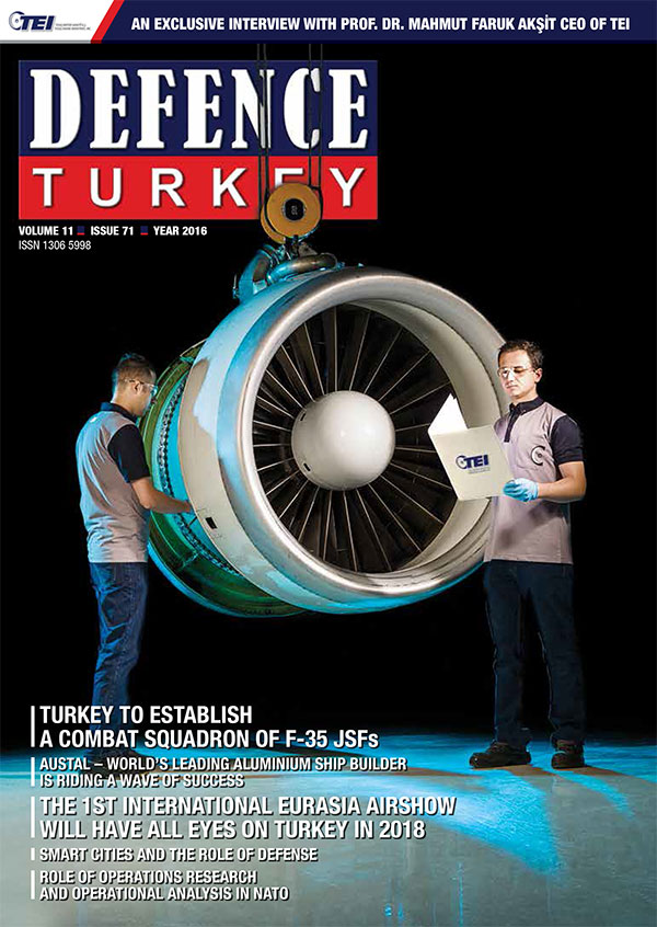 Defence Turkey Magazine Issue 71