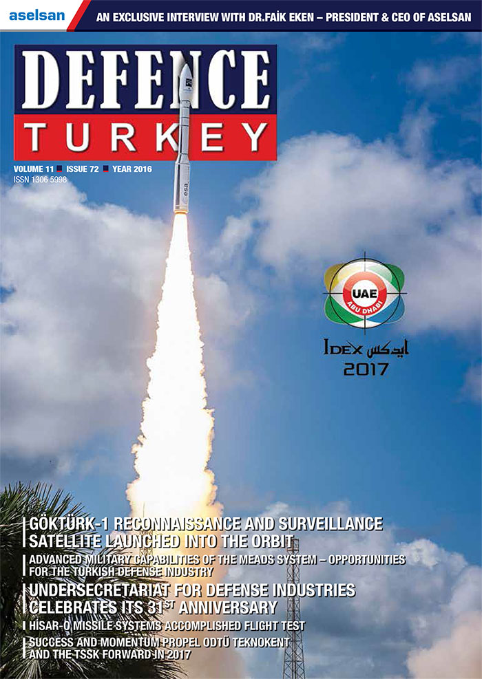 Defence Turkey Magazine Issue 72