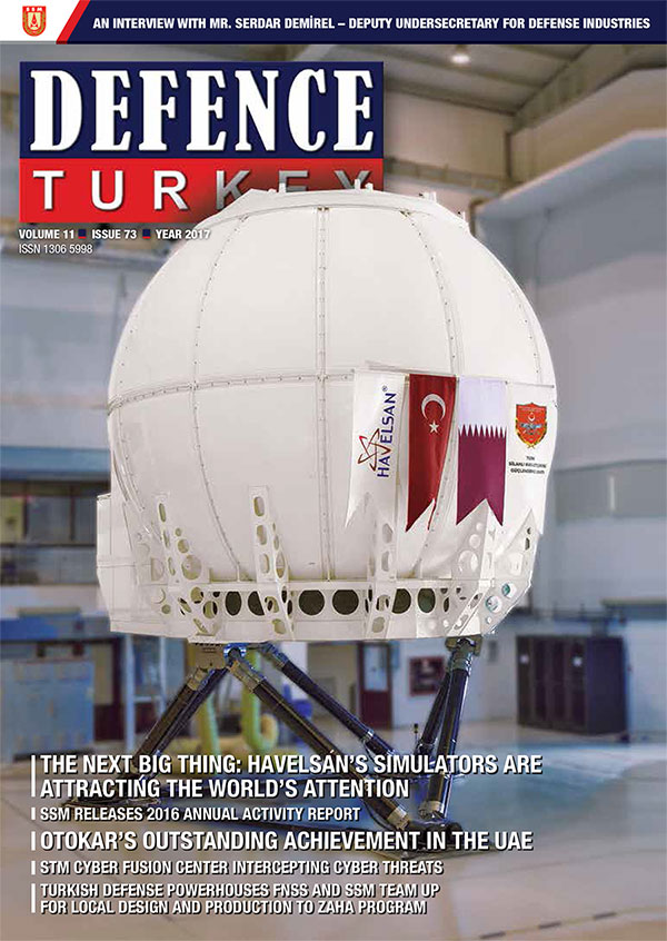 Defence Turkey Magazine Issue 73
