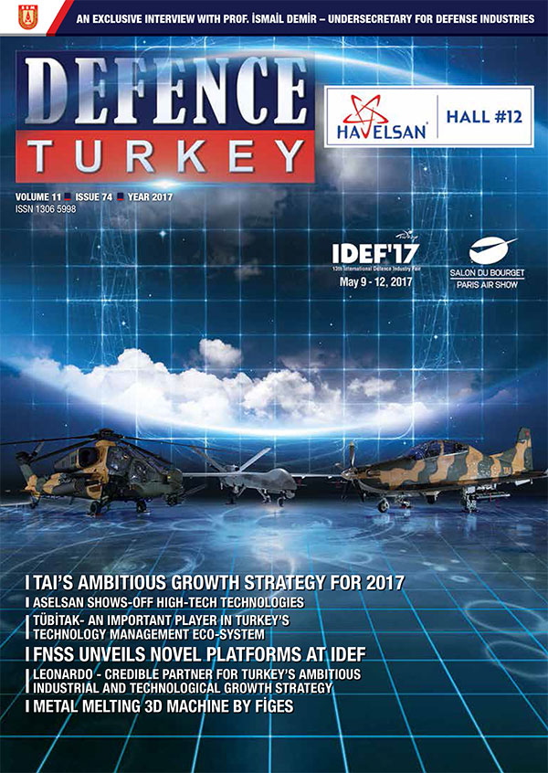 Defence Turkey Magazine Issue 74
