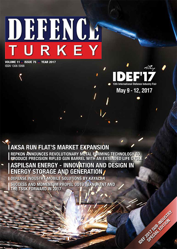 Defence Turkey Magazine Issue 75