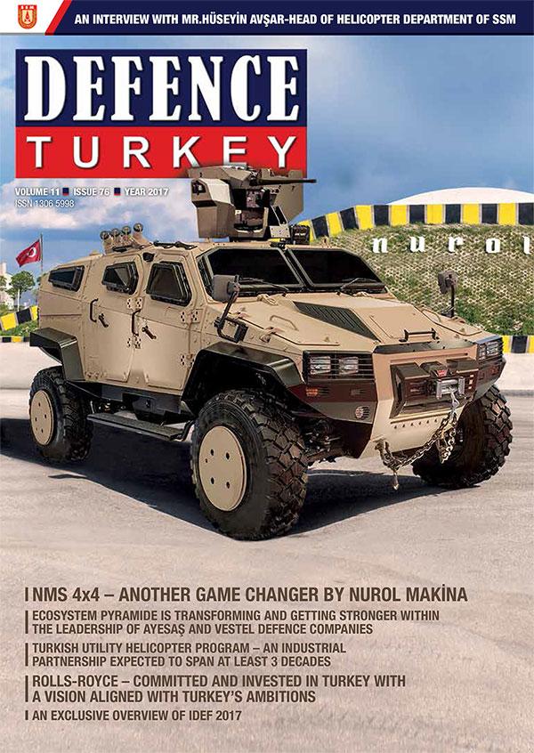 Defence Turkey Magazine Issue 76