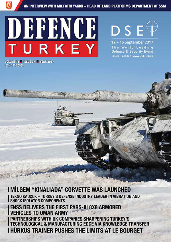 Defence Turkey Magazine Issue 77