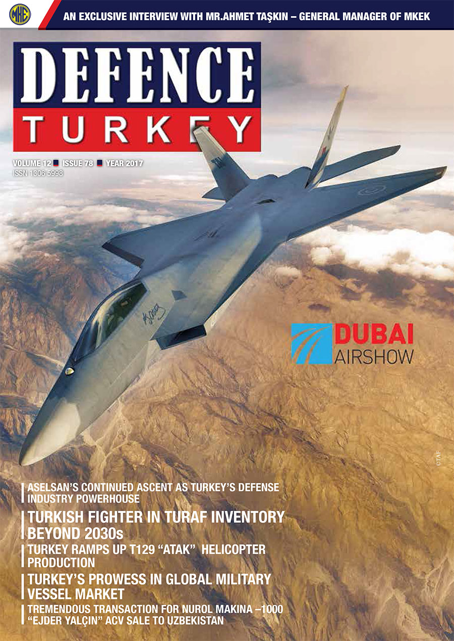 Defence Turkey Magazine Issue 78