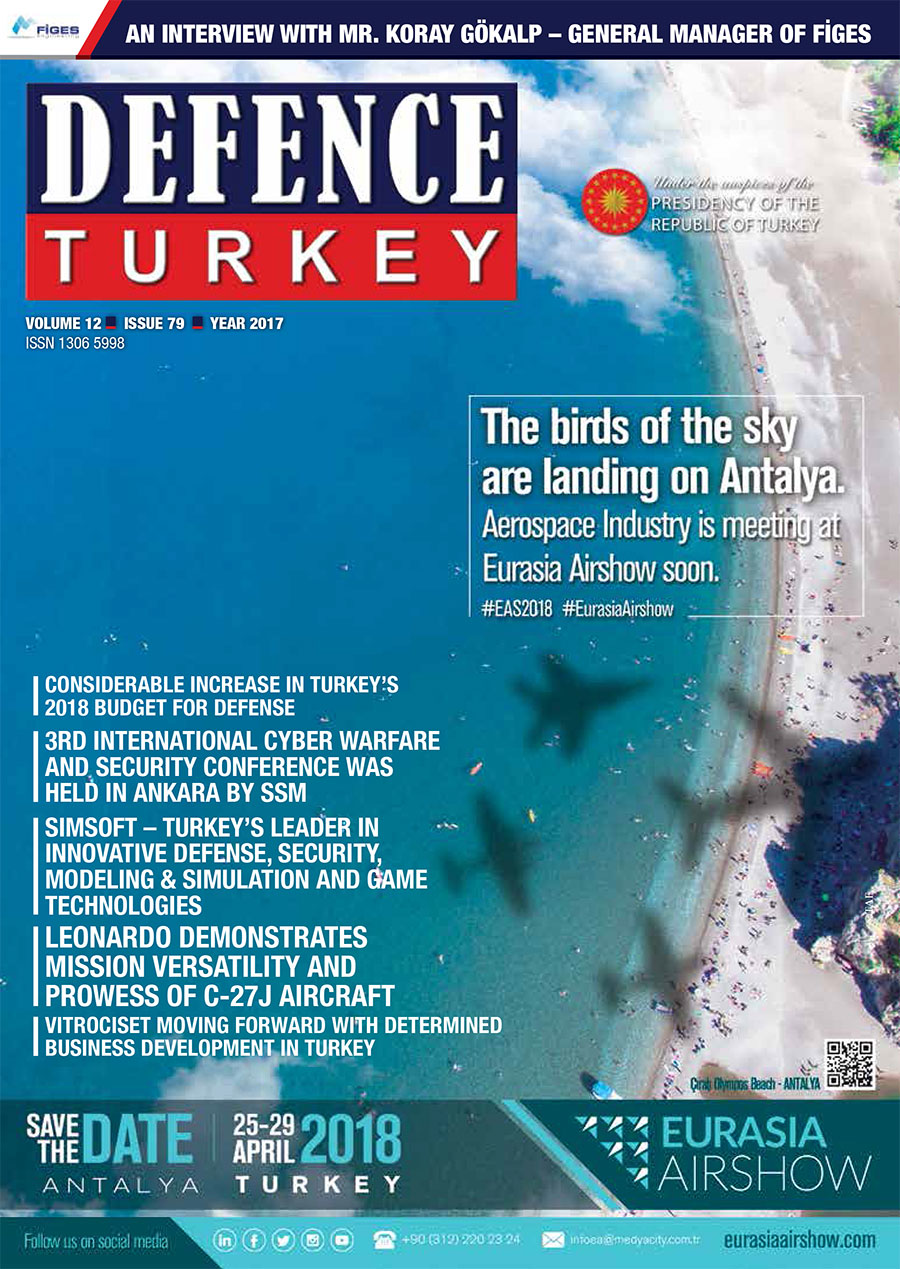 Defence Turkey Magazine Issue 79