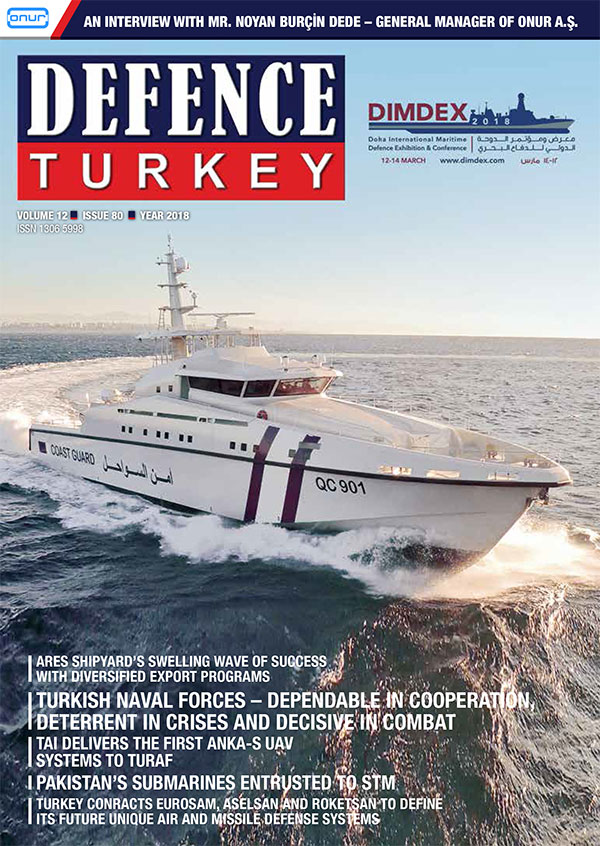 Defence Turkey Magazine Issue 80
