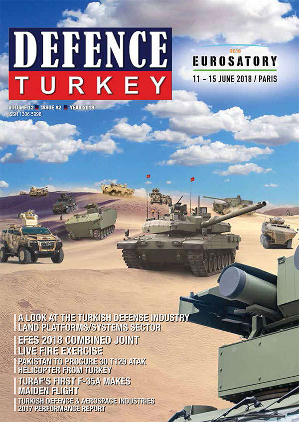 Defence Turkey Magazine Issue 82