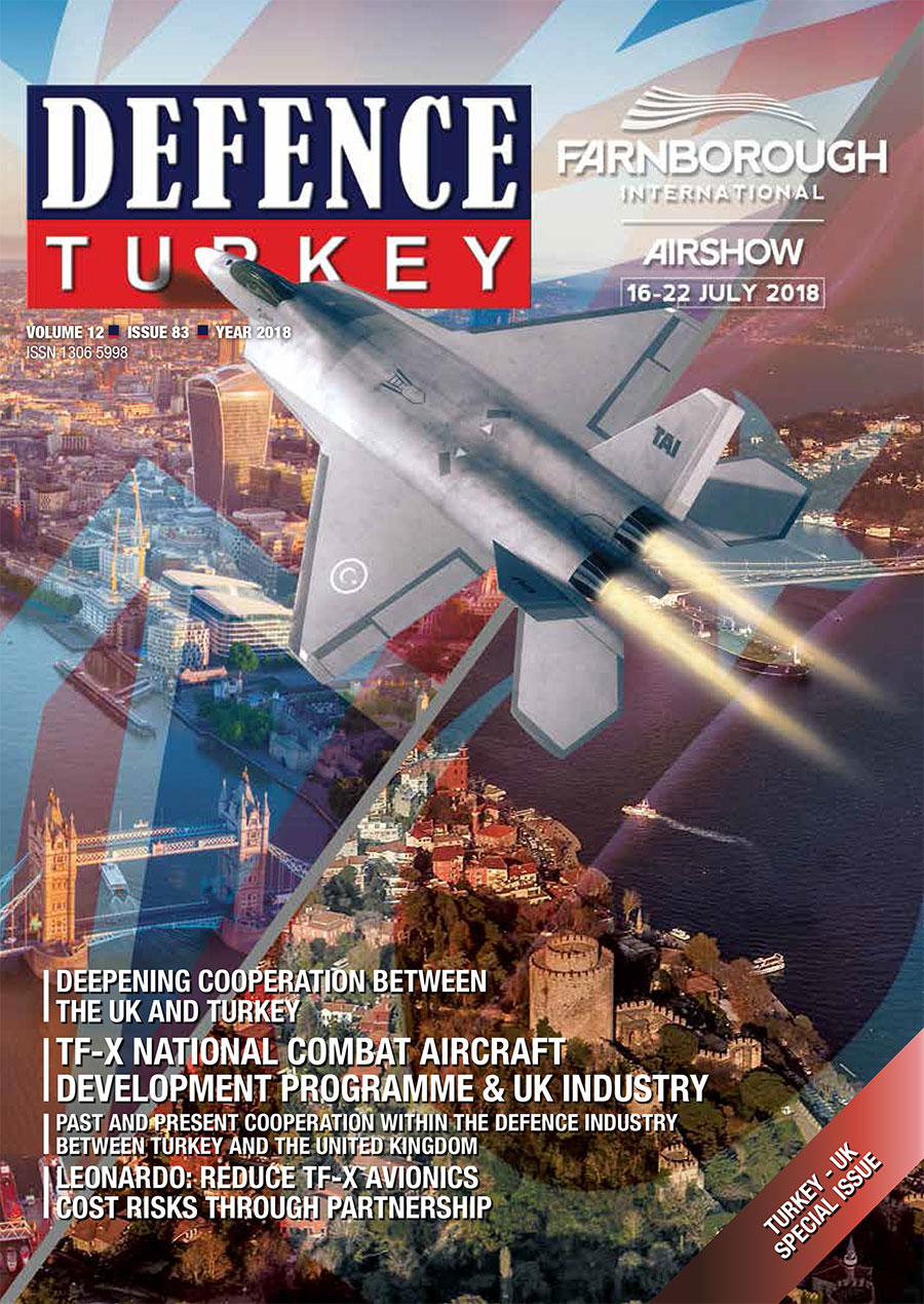 Defence Turkey Magazine Issue 83
