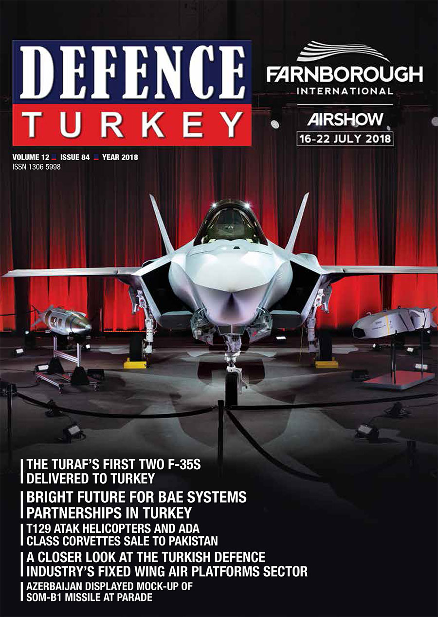 Defence Turkey Magazine Issue 84