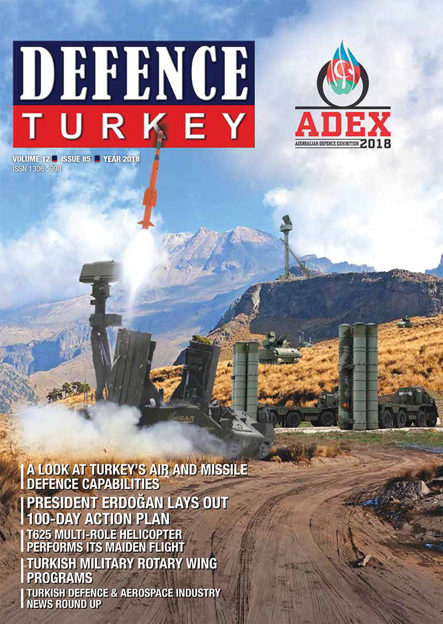 Defence Turkey Magazine Issue 85