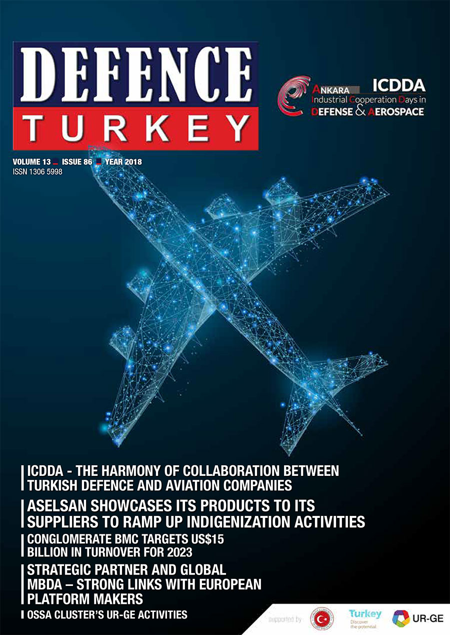 Defence Turkey Magazine Issue 86