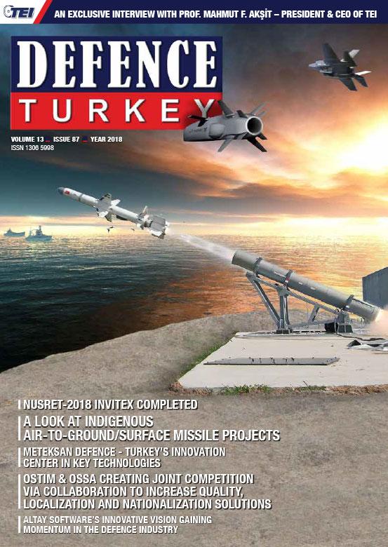 Defence Turkey Magazine Issue 87