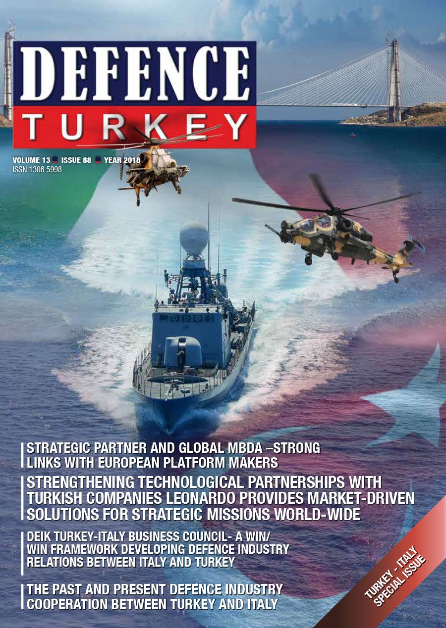 Defence Turkey Magazine Issue 88