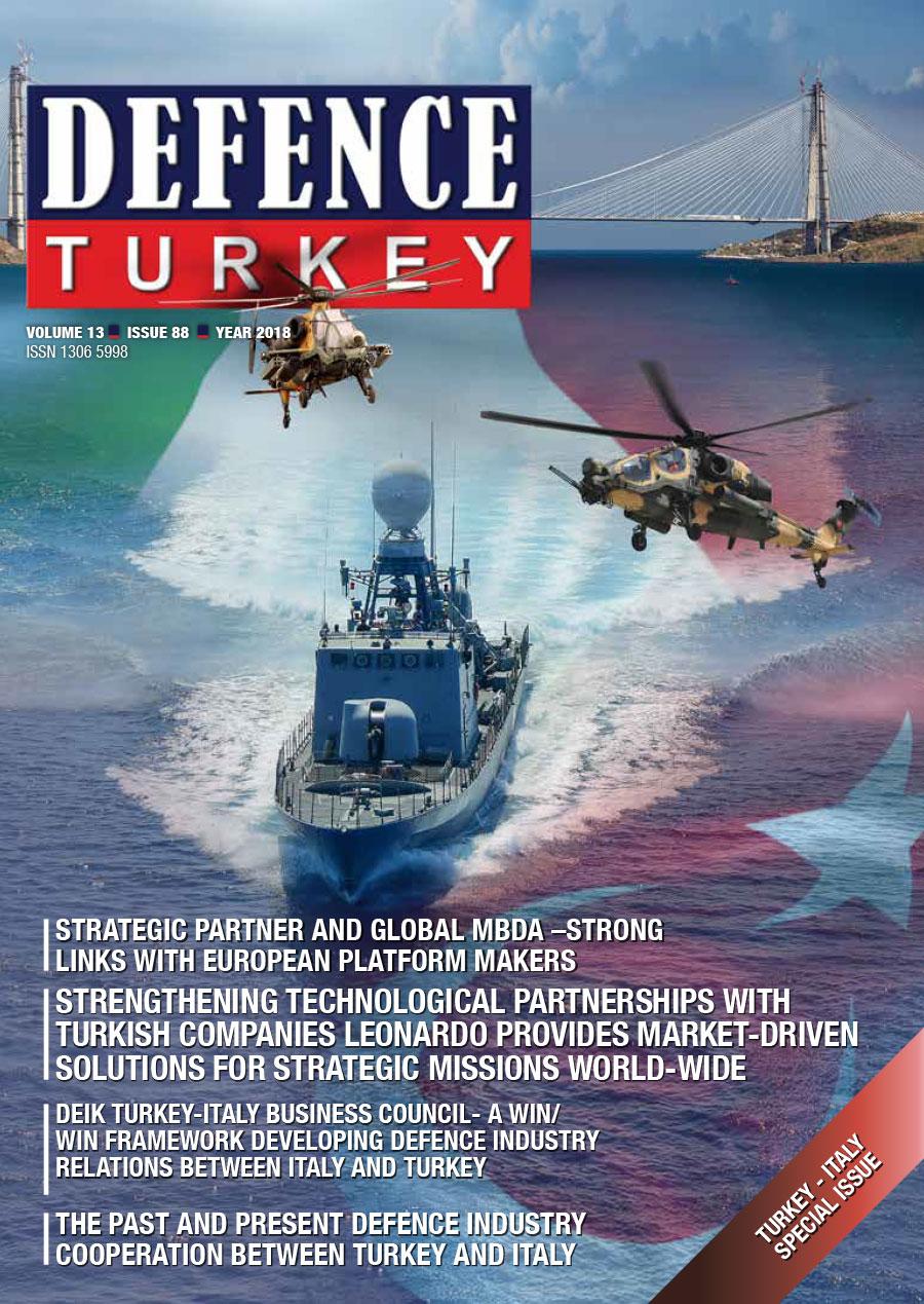 Defence Turkey Magazine Issue 88
