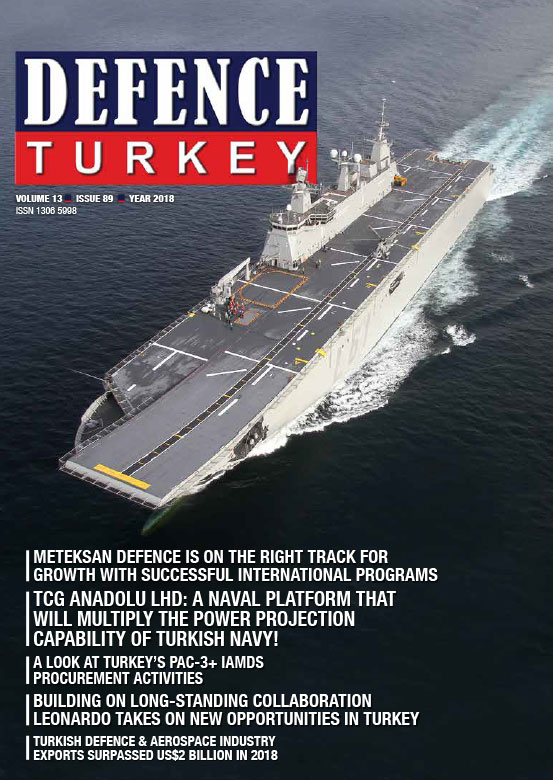 Defence Turkey Magazine Issue 89
