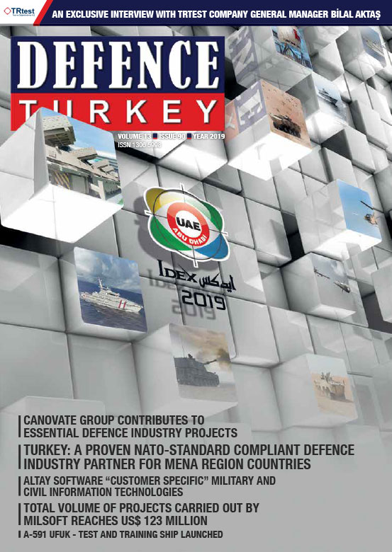 Defence Turkey Magazine Issue 90