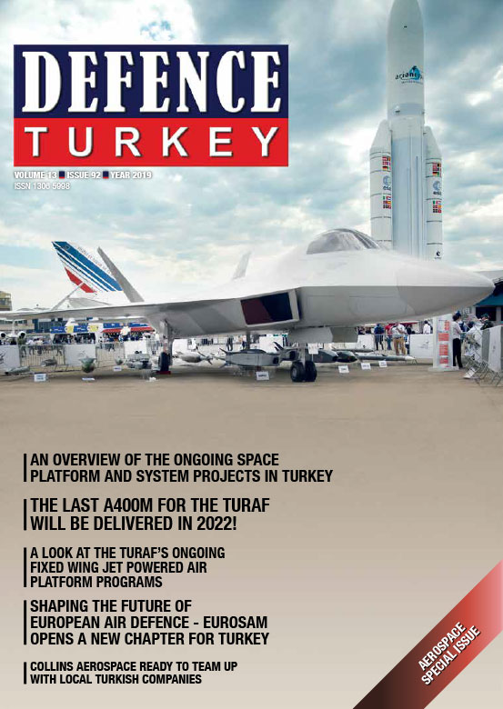 Defence Turkey Magazine Issue 92