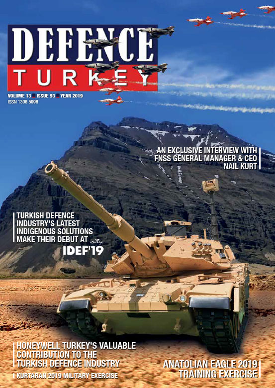 Defence Turkey Magazine Issue 93