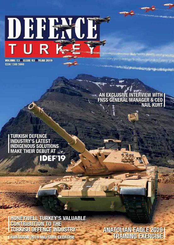 Defence Turkey Magazine Issue 93