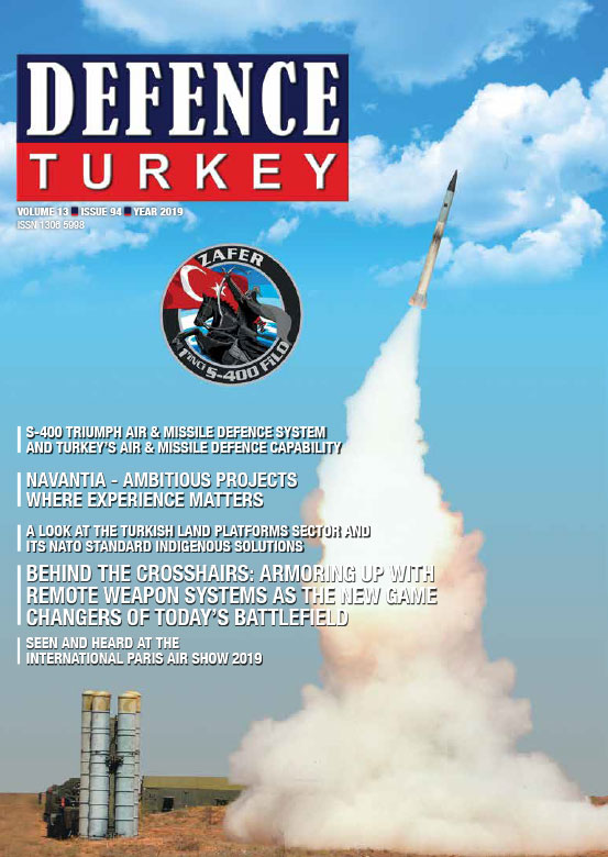 Defence Turkey Magazine Issue 94