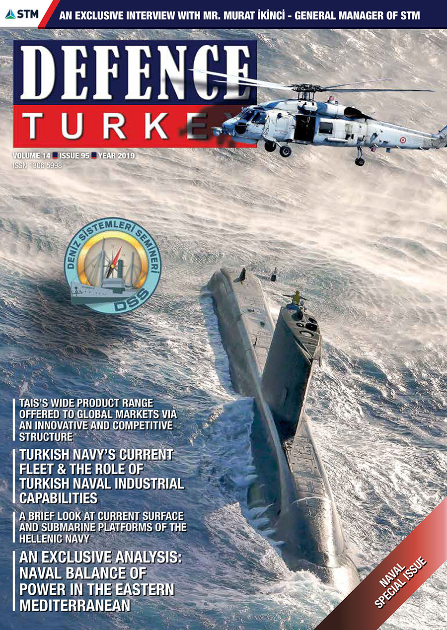 Defence Turkey Magazine Issue 95