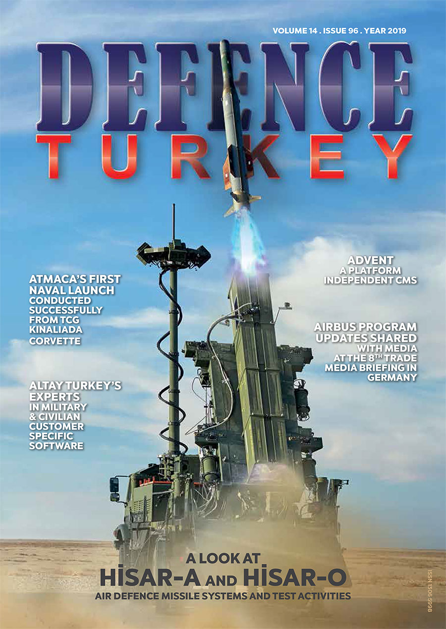 Defence Turkey Magazine Issue 96